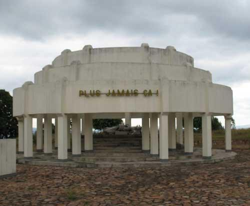 Kibimba Memorial